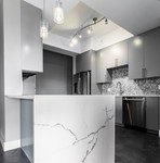 Concrete-Finished-Kitchen-The-Renaissance-on-Turtle -Creek-Condo-After-Remodeling