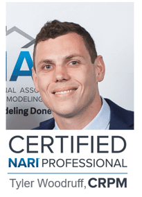 Tyler-Woodruff-NARI-Certified-Remodeling-Project-Manager Dallas, TX