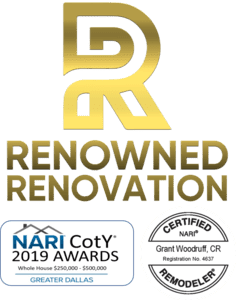 Renowned Renovation is a NARI Certified Remodeler