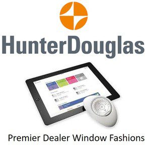Renowned Renovation is a Hunter Douglas Premier Dealer