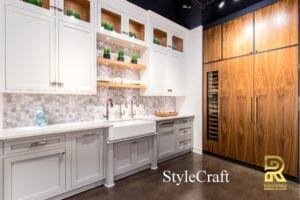 Kohler Signature Store Dallas StyleCraft Cabinets by Renowned Renovation